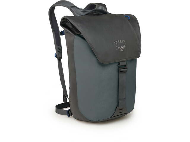 Osprey Transporter Flap Sac à dos, pointbreak grey